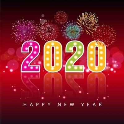 THƯ CẢM ƠN VÀ CHÚC TẾT QUÝ KHÁCH HÀNG NHÂN DỊP NĂM MỚI 2020