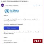 Tội phạm mạng lợi dụng dịch cúm corona để đánh cắp thông tin