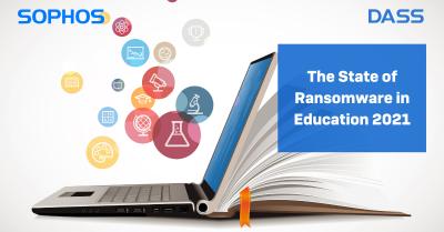 Tình trạng ransomware trong ngành giáo dục 2021